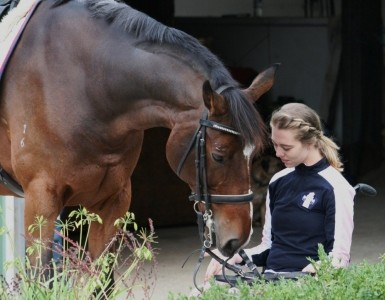 COUNTRYPHILES – Interview * Morgan Liddle * Para-Equestrian